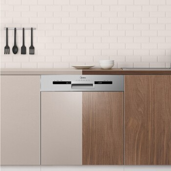 Midea 美的 WQP12-5301A-CN嵌入式洗碗机 13套 2749元包邮