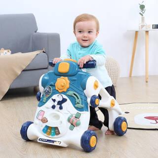婴儿学步车(多功能二合一学步车+滑行车) 118元