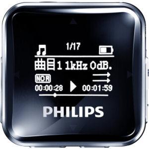 11日0点、双11预告: PHILIPS 飞利浦 SA2208 MP3播放器 215.2元包邮(需用券)