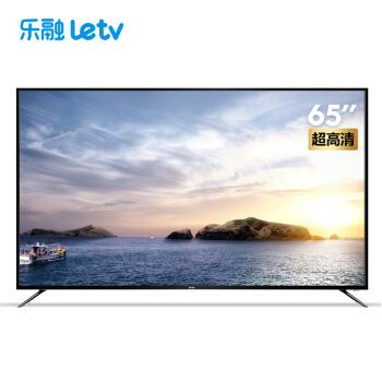 11日0点 : Letv 乐视 Y65 65英寸 4K 液晶电视 低至1999元包邮(限前2小时,赠美菱电火锅)