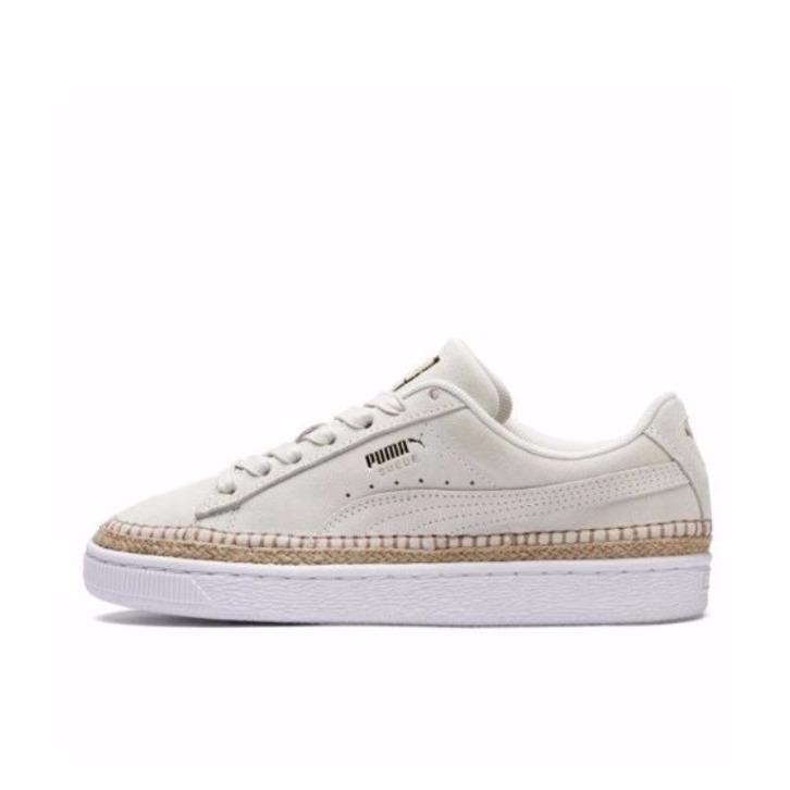 【返场识货】Puma Suede Sneakerdrille 板鞋 卡其 活动价只要389