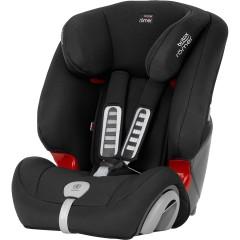 【中亚Prime会员】Britax 宝得适 Römer EVOLVA 1-2-3 plus 超级百变王 儿童汽车安全座椅 宇宙黑色