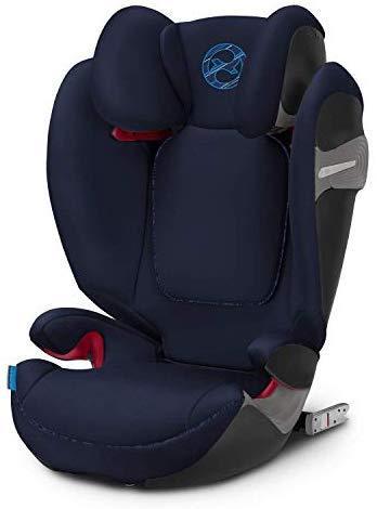 ¥921.79 中亚Prime会员: Cybex 赛百适 solution s-fix 儿童安全座椅 3-12岁