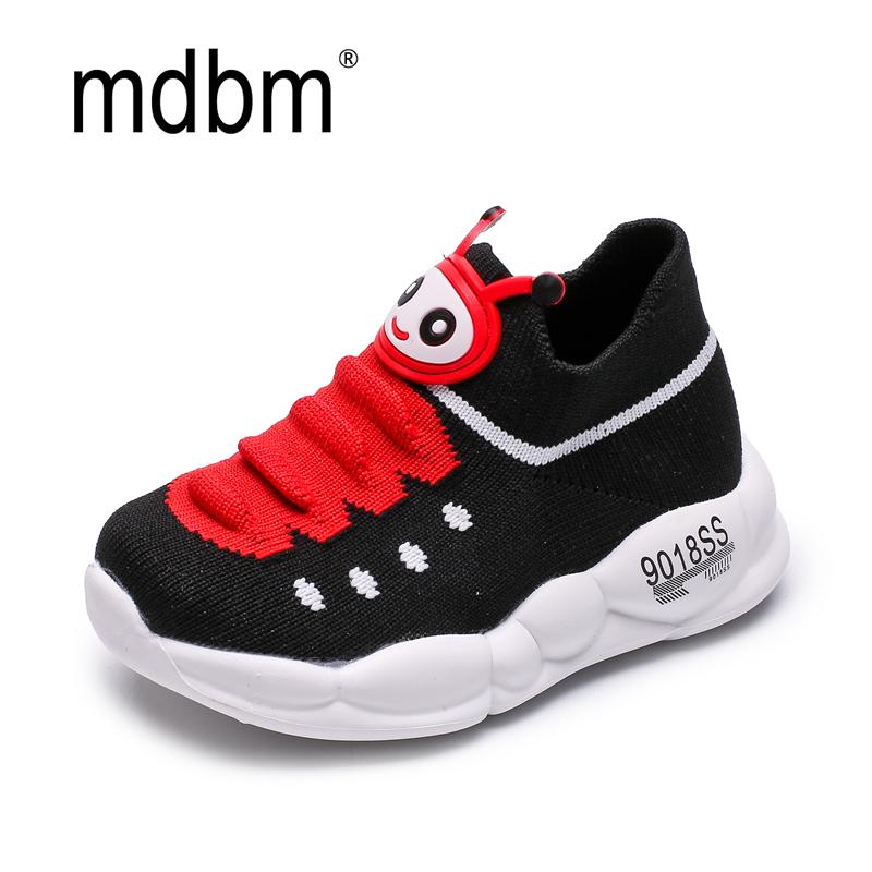 清仓透气儿童袜子鞋毛毛虫小童宝宝鞋一脚蹬男女童休闲运动鞋 39元