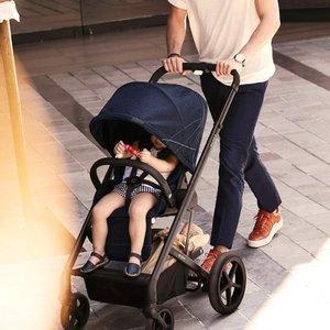 ¥2037.19 史低价:Cybex Balios S 婴儿推车 轻便折叠双向可推